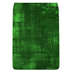 Fabric In Green Removable Flap Cover (l) by TimelessDesigns