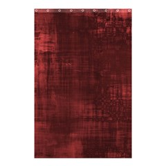 Fabric In Red Shower Curtain 48  X 72  (small)