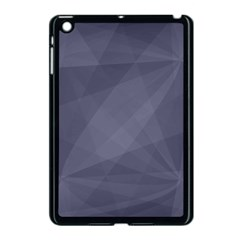 Dark In Grey  Apple Ipad Mini Case (black)