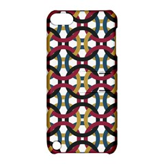 Entanglement Of Circles Apple Ipod Touch 5 Hardshell Case With Stand