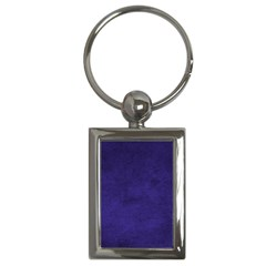 Fluffy Blue Key Chains (rectangle)  by TimelessFashion