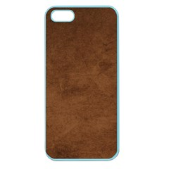Fluffy Brown Apple Seamless Iphone 5 Case (color)