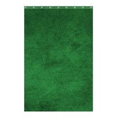 Fluffy Green Shower Curtain 48  X 72  (small)