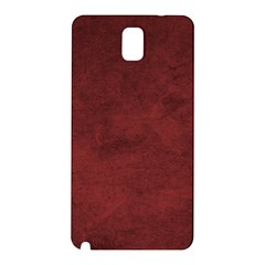 Fluffy Red Samsung Galaxy Note 3 N9005 Hardshell Back Case