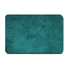 Fluffy Turquoise Small Doormat