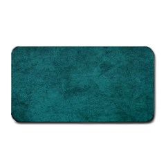 Fluffy Turquoise Medium Bar Mats