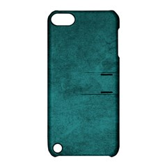 Fluffy Turquoise Apple Ipod Touch 5 Hardshell Case With Stand by FEMCreations
