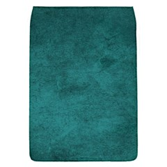 Fluffy Turquoise Removable Flap Cover (s)