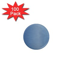 Metallic Blue 1  Mini Magnets (100 Pack)  by TimelessDesigns