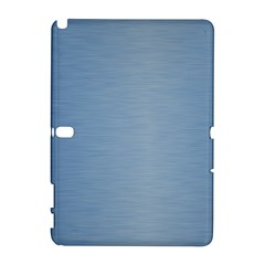 Metallic Blue Samsung Galaxy Note 10 1 (p600) Hardshell Case by TimelessDesigns