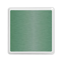Metallic Green Memory Card Reader (square)