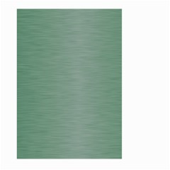 Metallic Green Large Garden Flag (two Sides)