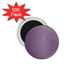 Metallic Pink 1 75  Magnets (100 Pack)