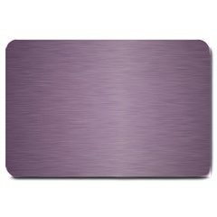 Metallic Pink Large Doormat
