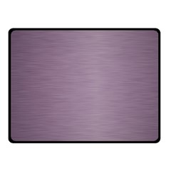 Metallic Pink Fleece Blanket (small) by TimelessDesigns