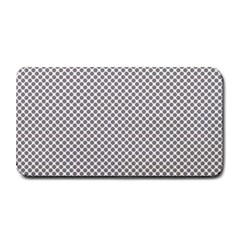 Polka Dot Grey Medium Bar Mats