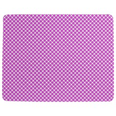 Polka Dot Pink  Jigsaw Puzzle Photo Stand (rectangular)