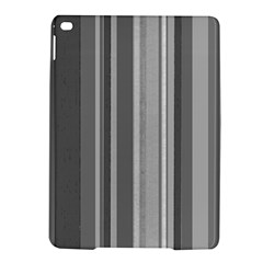 Stripes In Grey Ipad Air 2 Hardshell Cases