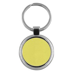 Yellow Fever Key Chains (round)  by TimelessFashion