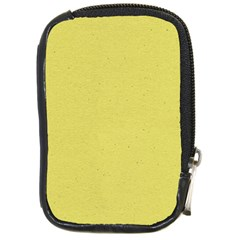 Yellow Fever Compact Camera Leather Case