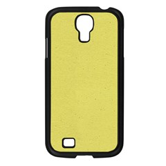 Yellow Fever Samsung Galaxy S4 I9500/ I9505 Case (black)