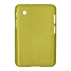 Yellow Fever Samsung Galaxy Tab 2 (7 ) P3100 Hardshell Case
