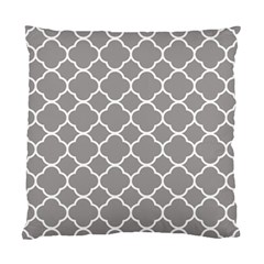 Vintage Tile Grey  Standard Cushion Case (one Side) by TimelessDesigns