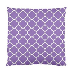 Vintage Tile Purple  Standard Cushion Case (two Sides) by TimelessDesigns