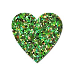 Sylvan Heart Magnet by artifiart