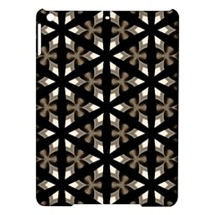Earth Tone Floral  Ipad Air Hardshell Cases