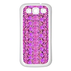 Paradise Blossom Tree On The Ornate Sakura Mountain Samsung Galaxy S3 Back Case (white) by pepitasart