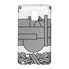 U S  Army Combat Action Badge Samsung Galaxy Note Edge Hardshell Case