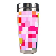 The Framework Paintings Square Stainless Steel Travel Tumblers