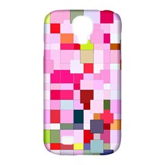 The Framework Paintings Square Samsung Galaxy S4 Classic Hardshell Case (pc+silicone)