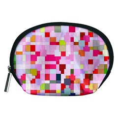 The Framework Paintings Square Accessory Pouch (medium)
