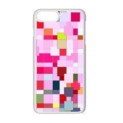 The Framework Paintings Square Apple Iphone 7 Plus Seamless Case (white)