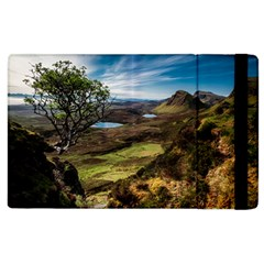 Landscape Quairaing Scotland Apple Ipad 2 Flip Case by Pakrebo