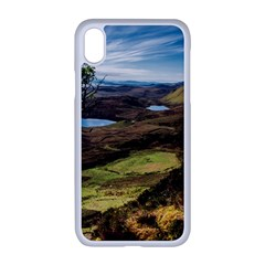 Landscape Quairaing Scotland Apple Iphone Xr Seamless Case (white)
