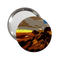 Scotland Monti Mountains Mountain 2 25  Handbag Mirrors by Pakrebo