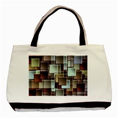Texture Artwork Mural Murals Art Basic Tote Bag
