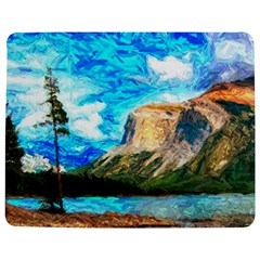 Painting Paintings Mountain Jigsaw Puzzle Photo Stand (rectangular)