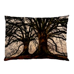Ent Treant Trees Tree Bark Barks Pillow Case by Pakrebo