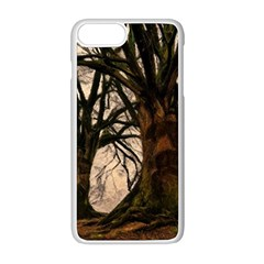 Ent Treant Trees Tree Bark Barks Apple Iphone 8 Plus Seamless Case (white)
