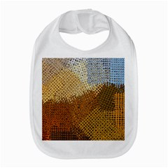Color Colors Abstract Yellow Brown Bib