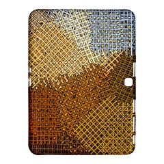 Color Colors Abstract Yellow Brown Samsung Galaxy Tab 4 (10 1 ) Hardshell Case
