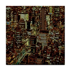 New York City Skyscrapers Tile Coasters by Pakrebo
