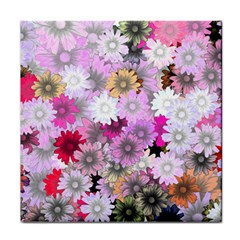 Flower Flowers Carta Da Parati Tile Coasters