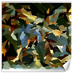 Fantasia Fantasie Color Colors Canvas 16  X 16  by Pakrebo
