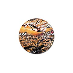 Sunset On The Sea Golf Ball Marker (10 Pack) by StarvinArtisan