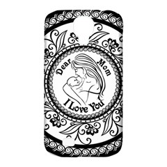 Dear Mom Samsung Galaxy S4 Classic Hardshell Case (pc+silicone) by TimelessDesigns